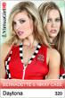 Bernadette & Nikky Case / Daytona