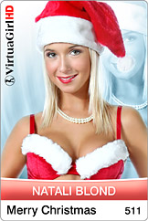 Natali Blond / Merry Christmas