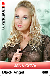 Every fan who has ever seen a Jana Cova hardcore xxx porn film has had the same response we all want MORE of this adorable blonde Czech goddess. Now on Virtua GirlHD you can see her in a whole new way, showing off her playful personality as she romantically dances her way into your heart! -- CZECH REPUBLIC, 30/24/31, BLOND, European