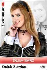 VirtuaGirl - Olga Barz / Quick service