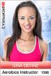 Gina Devine / Aerobics Instructor