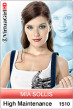 Mia Sollis / High Maintenance