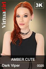 Amber Cute: Dark Viper