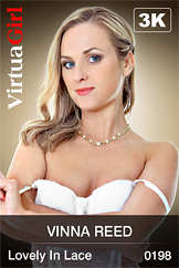 Vinna Reed: Lovely In Lace