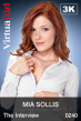 Mia Sollis / The Interview