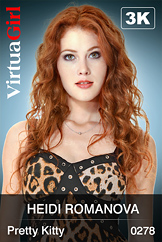 Heidi Romanova: Pretty Kitty