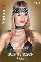 Jillian Janson: Pirate