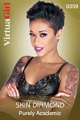 Skin Diamond: Purely Academic