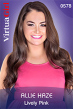 Allie Haze / Lively Pink