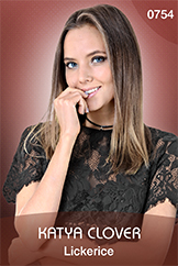Katya Clover/Lickerice