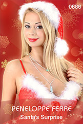Peneloppe Ferre/Santa's Surprise